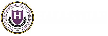 Hallsville Independent School District, Hallsville, Texas, USA - Financial and Employee Services